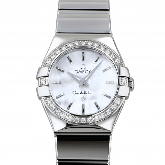 omega constellation OMEGA Constellation Brush 123.15.24.60.05.002
