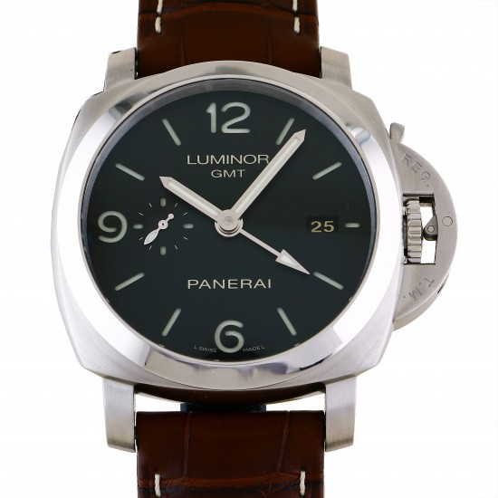 panerai luminor1950 PANERAI Luminor 1950 3 Days GMT Automatic pam00320