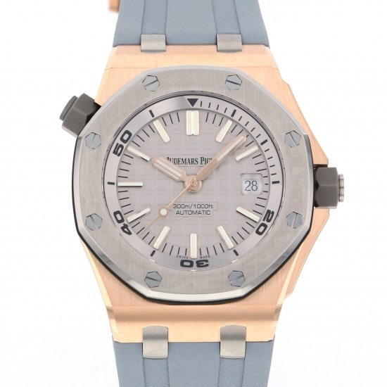 audemarspiguet royaloakoffshore AUDEMARS PIGUET Royal Oak Offshore Diver Boutique limited 500 15711oi.oo.a006ca.01