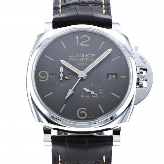 panerai luminor PANERAI Luminor Due 3 Days GMT Power reserve Automatic Acciaio pam00944