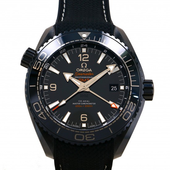 omega seamaster OMEGA Seamaster 600 Planet Ocean GMT Coaxial Master chronometer Deep black 215.92.46.22.01.001