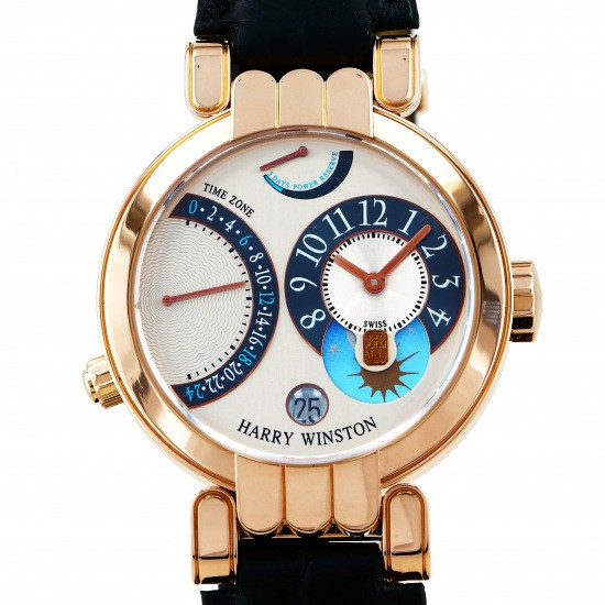 harrywinston premiere HARRY WINSTON Premiere Ex Center Time zone 200/mmtz39r