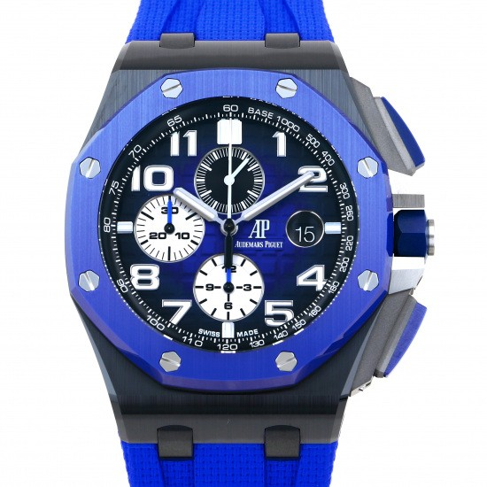 audemarspiguet royaloakoffshore AUDEMARS PIGUET Royal Oak Offshore Chronograph Boutique limited 26405ce.oo.a030ca.01