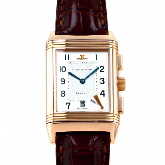 jaegerlecoultre reverso JAEGER LE COULTRE Reverso Chronograph 500 books in the world 270.2.69