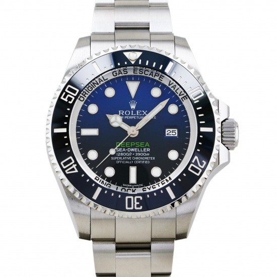 rolex seadweller Rolex Sea-Dweller Deep sea D blue 116660