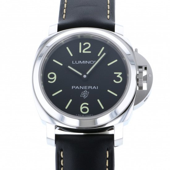 panerai luminor PANERAI Luminor base logo 3 Days Acciaio pam00773