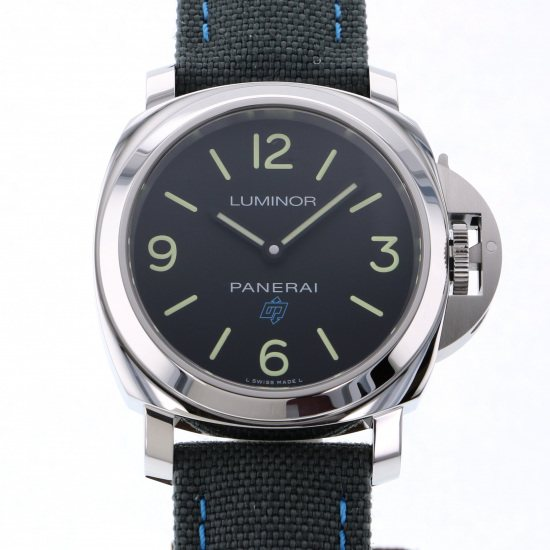 panerai luminor PANERAI Luminor base logo 3 Days Acciaio pam00774
