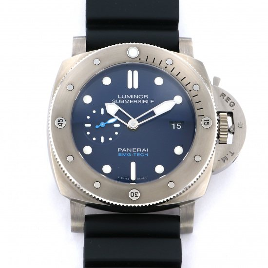 panerai luminor PANERAI Luminor Submersible 1950 BMG-TECH 3 Days Automatic pam00692