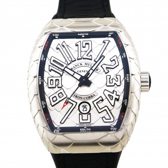 franckmuller vanguard FRANCK MULLER Vanguard Iron Cobra Not yet released in Japan v45sc dt ac nr
