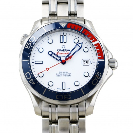 omega seamaster OMEGA Seamaster Diver 300 M Commander Limited to 7007 worldwide 212.32.41.20.01.001