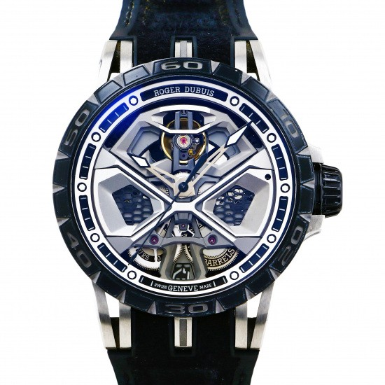 rogerdubuis excalibur ROGER DUBUIS Excalibur Urakan Japan Limited 88 limited editions in Japan dbex0803