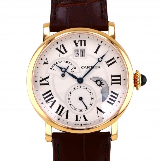 cartier other Cartier Rotondo Do Cartier Grand Date Retrograde w1556240