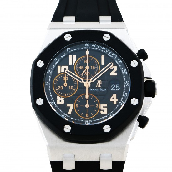 audemarspiguet royaloakoffshore AUDEMARS PIGUET Royal Oak Offshore Chronograph NEW Limited 26298sk.oo.d101cr.01