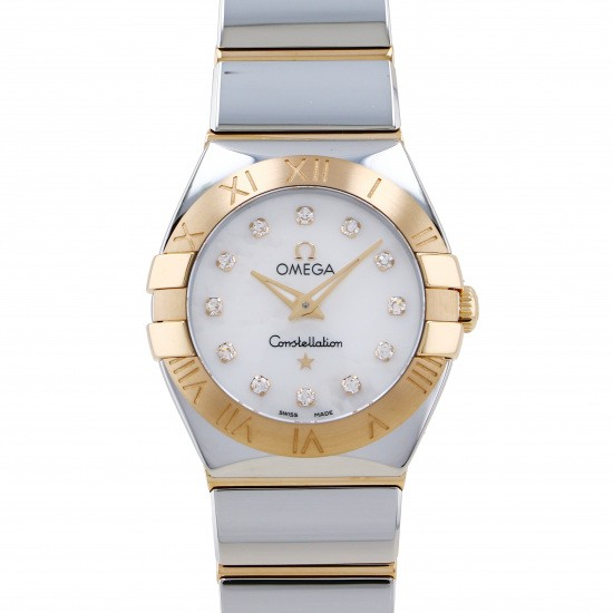 omega constellation OMEGA Constellation  123.20.24.60.55.003