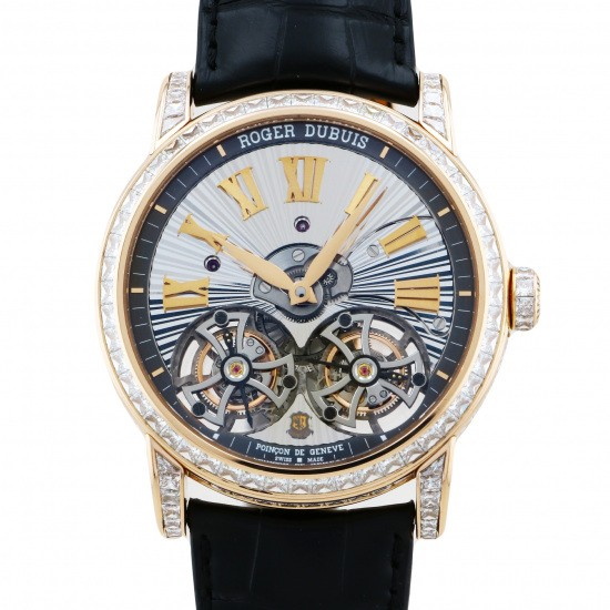 rogerdubuis excalibur ROGER DUBUIS Excalibur Tribute Double flying tourbillon rddbho0570