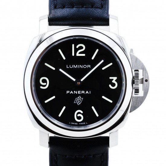panerai luminor PANERAI Luminor base logo Acciaio pam01000