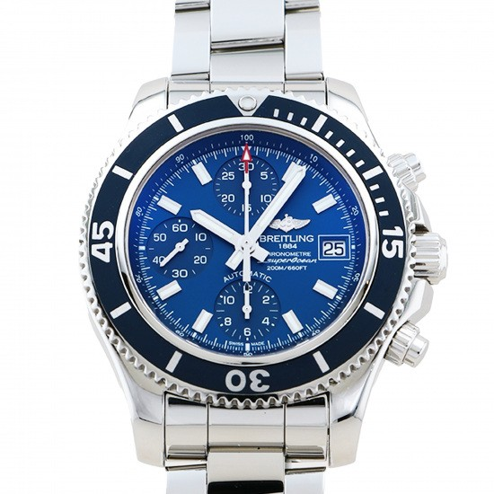 breitling superocean BREITLING Super ocean Chronograph 42 a108c71pss