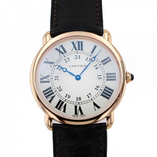 cartier ronderouis Cartier Rondolui Cartier watch 36MM w6800251