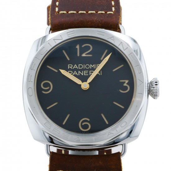 panerai radiomir PANERAI Radio meal 3 Days Acciaio special edition Limited to 1000 copies in the world pam00685