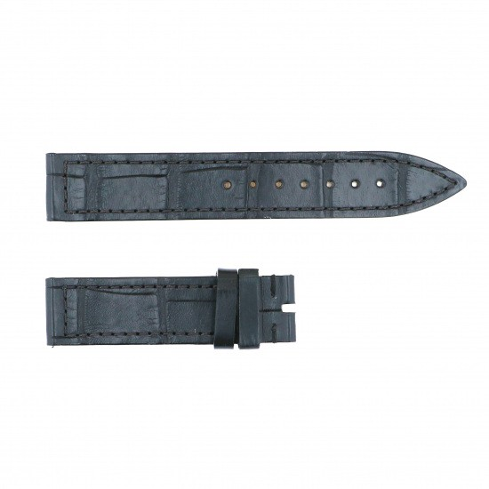 strap franckmuller Genuine strap Frank Muller For 900/902 Black croco -