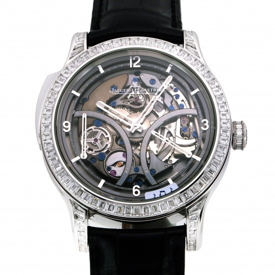 jaegerlecoultre master JAEGER LE COULTRE Master Minute repeater 50 books limited to the world 151.6.67.s