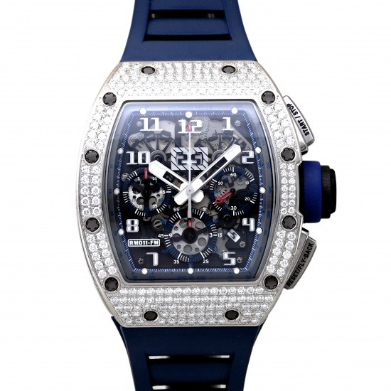 richardmille other Richard Mille Chronograph Felipe Massa Limited production of 70 bottles rm011 ca wg