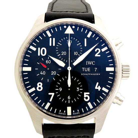 iwc pilotwatch IWC Pilot watch Chronograph iw377709