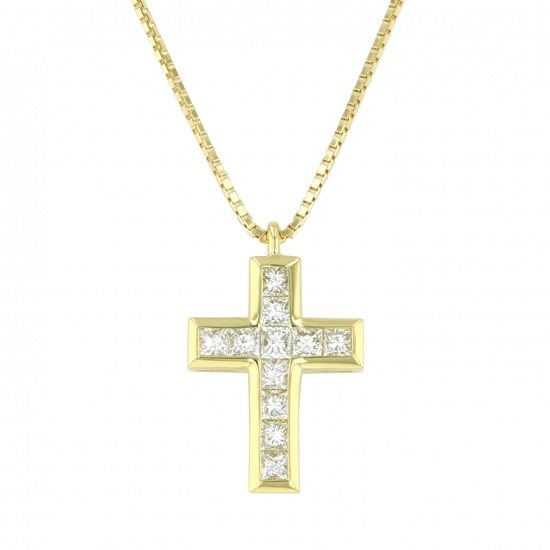richcrossnecklace other リッチクロスネックレス リッチクロスネックレス Lサイズ w50234.2.6