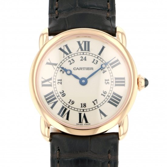 cartier other カルティエ ロンド ルイ カルティエSM w6800151