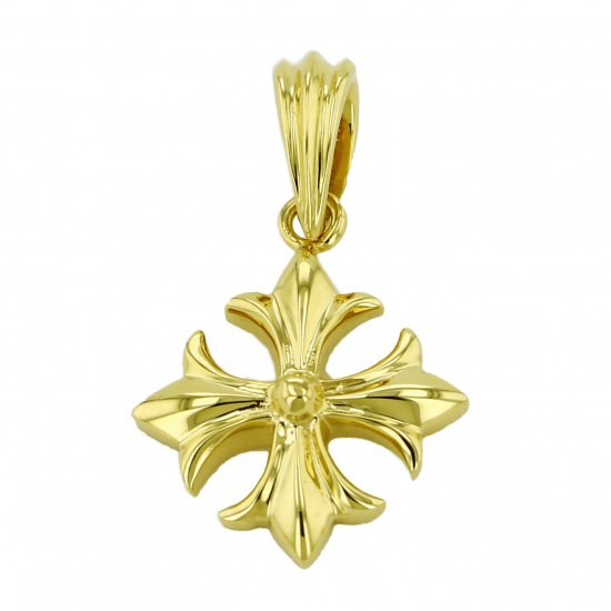 regalia necklace_pendant Regalia Necklace / pendant Yellow Gold Pendant Top ymr32.12.6.0