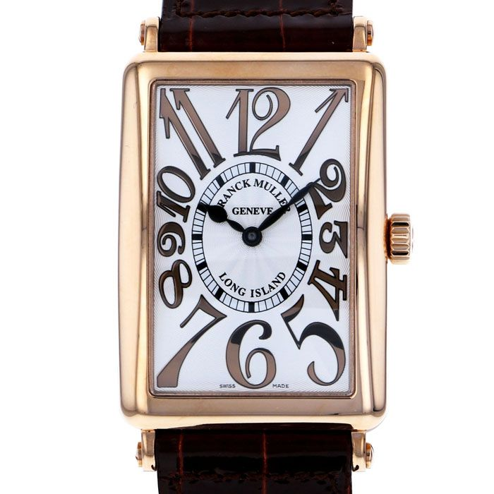 FRANCK MULLER FRANCK MULLER Long Island Relief 1000SC REL New product Watch mens