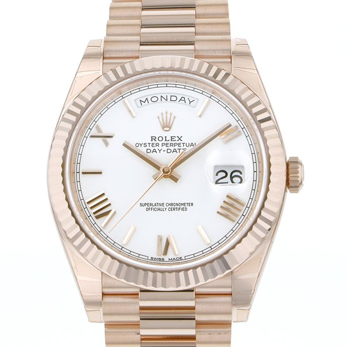 Rolex ROLEX Day-date 40 228235 New product Watch mens