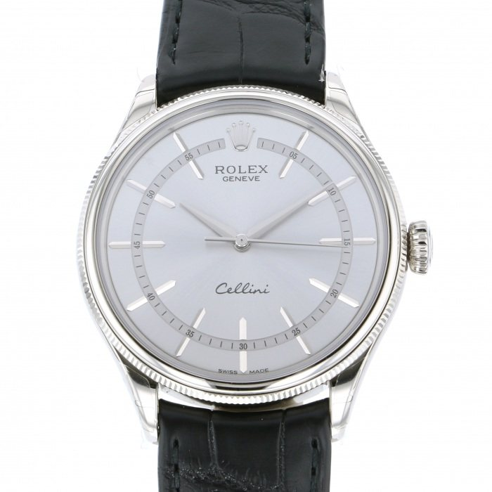 Rolex ROLEX Cellini time 50509 New product Watch mens