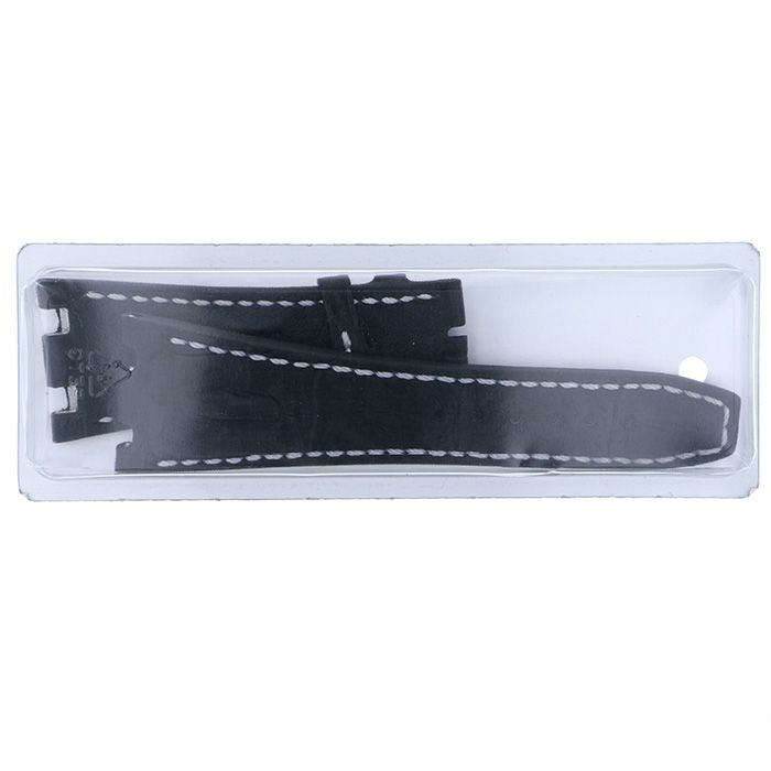 Genuine strap STRAP Audemars Piguet Black croco For 42mm New product Replacement Belt mens