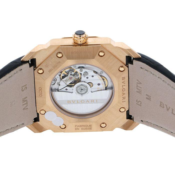 quality design 190e8 013fe BGOP41BGLD (新品) ブルガリ オクト | 腕時計の通販 - ジェム ...