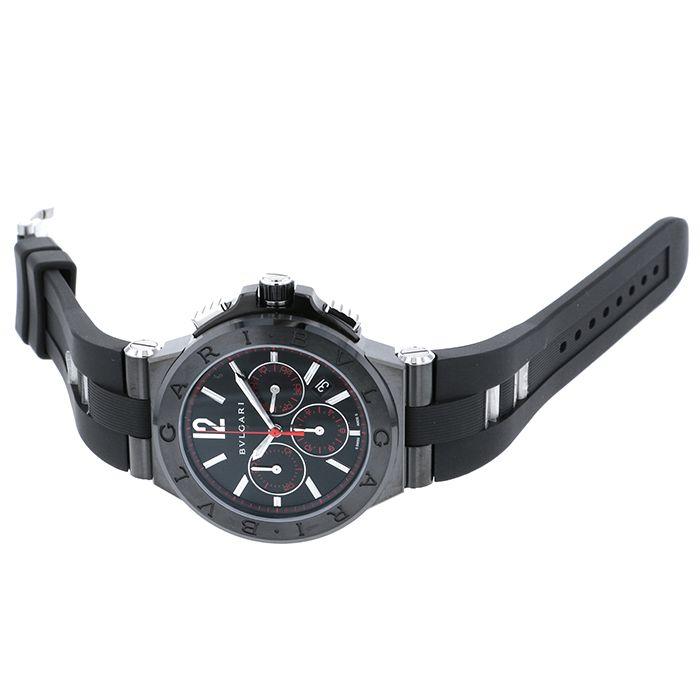 newest collection 960b7 bc618 DG42BBSCVDCH/1 (新品) ブルガリ ディアゴノ | 腕時計の通販 ...