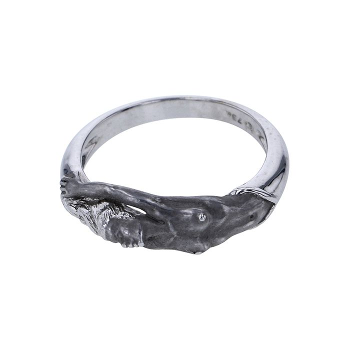 Carrera y Carrera CARRERA Y CARRERA ring White Gold USED jewelry