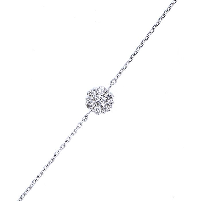 Yukizaki Select Jewelry YUKIZAKI SELECT JEWERLY bracelet White Gold diamond bracelet New product jewelry