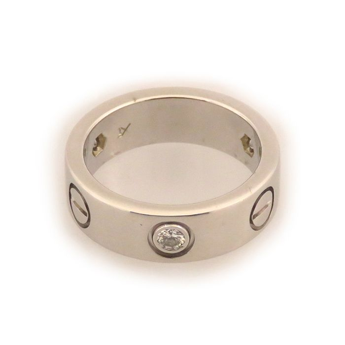 Cartier Cartier ring Love ring USED jewelry