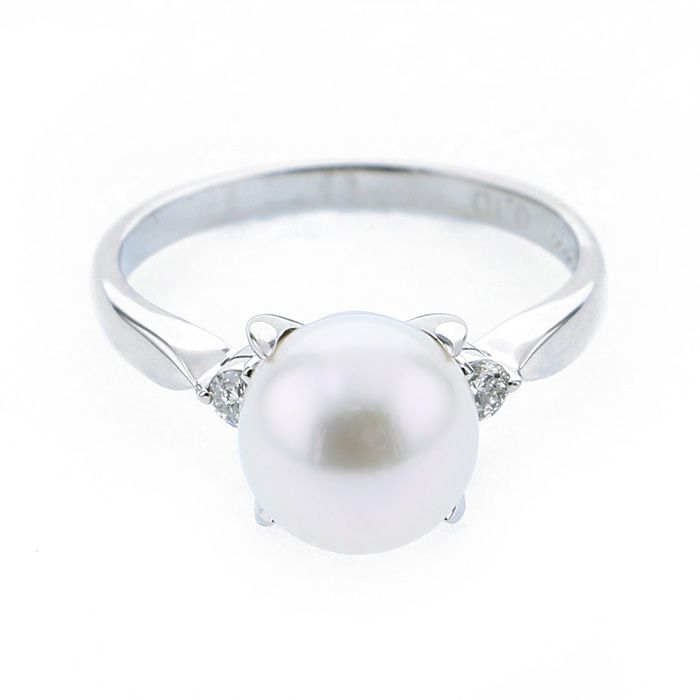 - jewelry Pearl(New product) ring 02