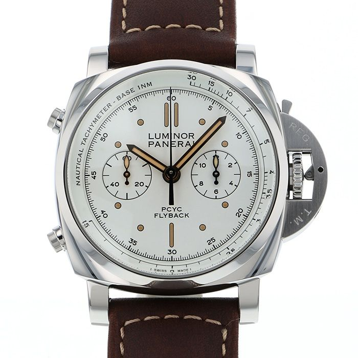 PANERAI PANERAI Luminor 1950 PCYC 3 Days Chrono Flyback Automatic Acciaio PAM00654 New product Watch mens