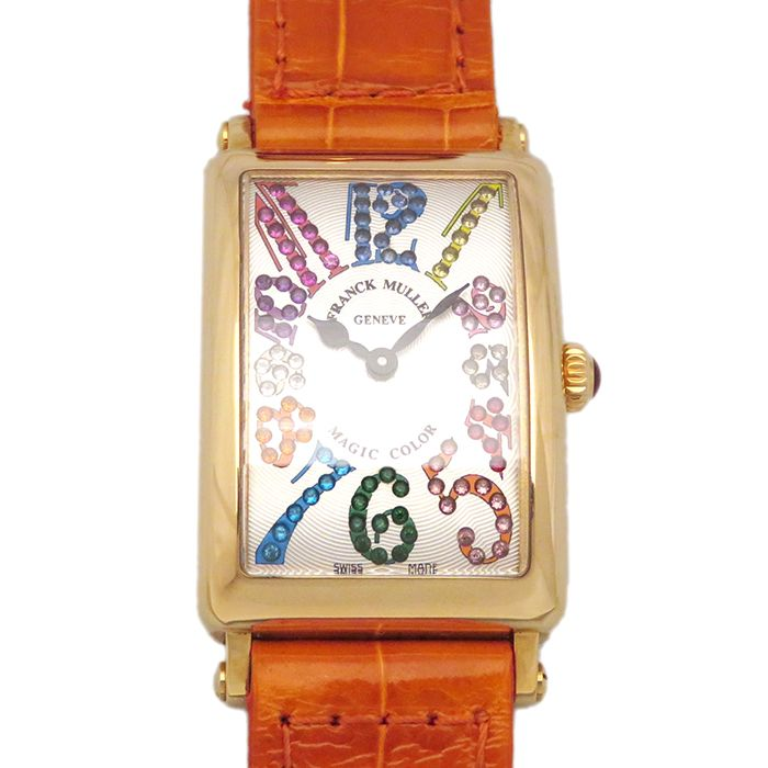 FRANCK MULLER FRANCK MULLER Long Island Magic Color 902QZ MAG COL 5N New product Watch Women