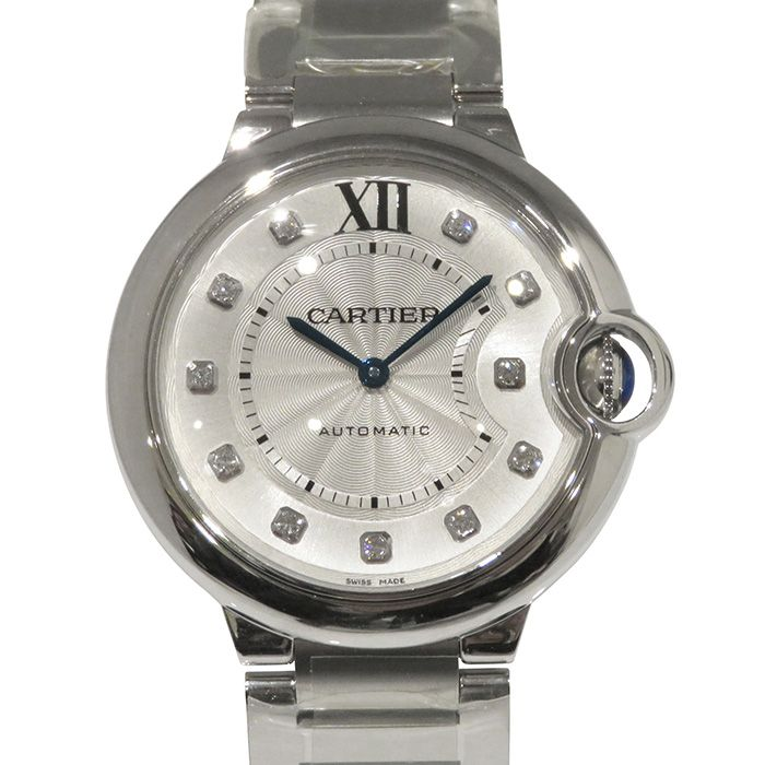 Cartier Cartier Ballon Bleu 36mm WE902075 New product Watch Women