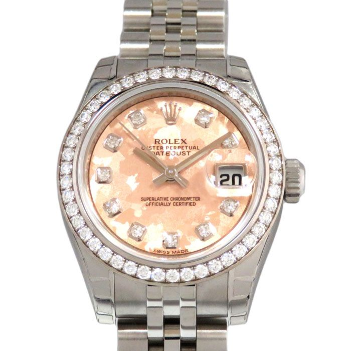 Rolex ROLEX Datejust 179384G New product Watch Women