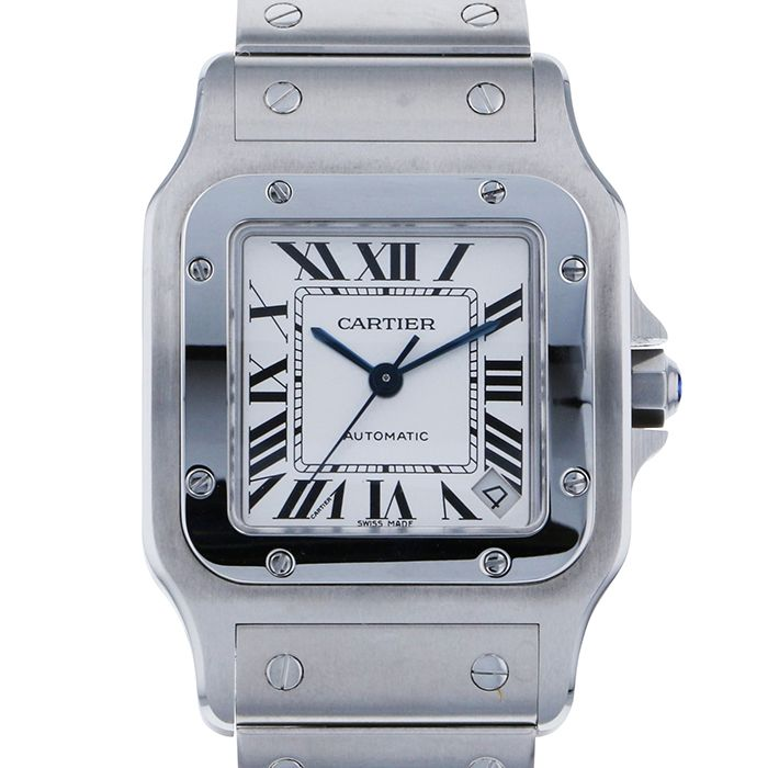 Watch Cartier(New product) SANTOS