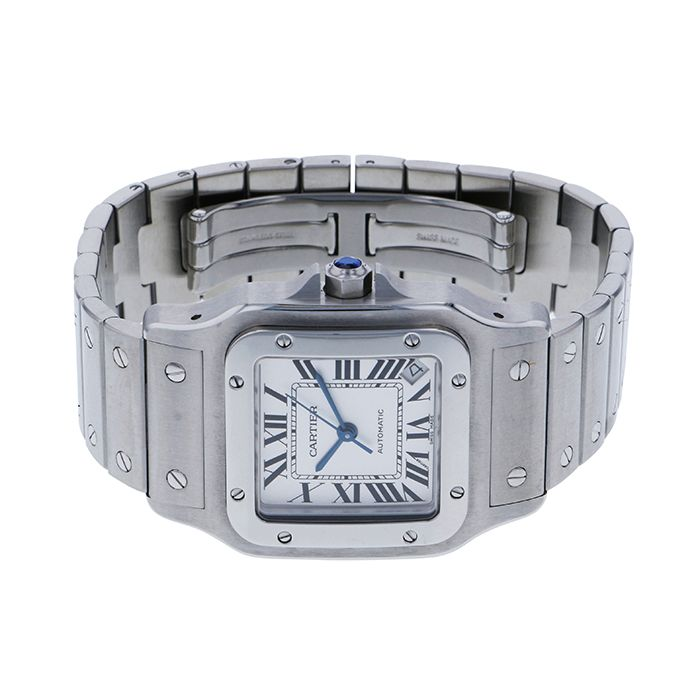 W20098D6 Watch Cartier(New product) SANTOS 02