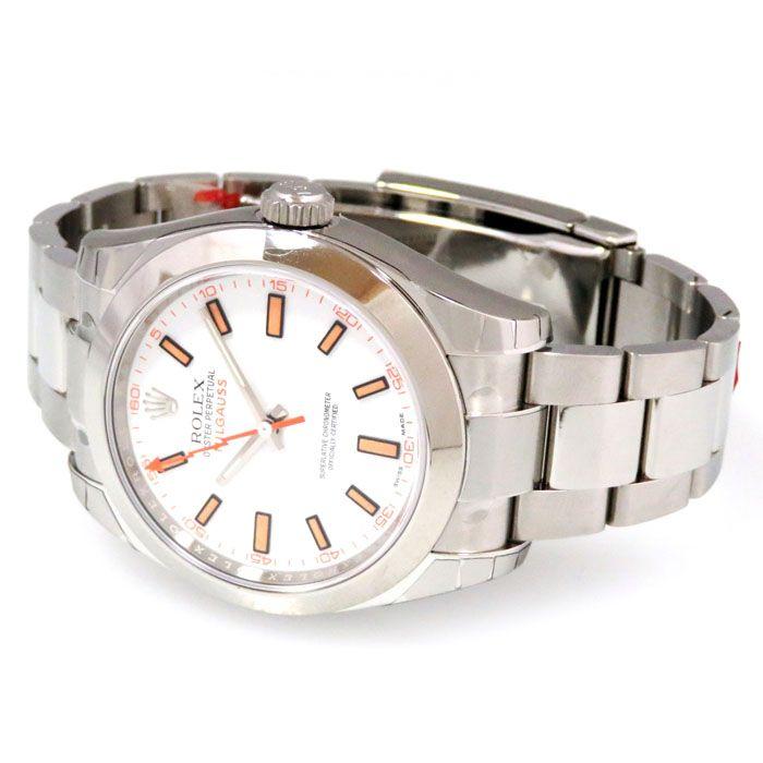 online retailer 1a250 c3ea0 116400 (新品) ロレックス ミルガウス | 腕時計の通販 - ジェム ...