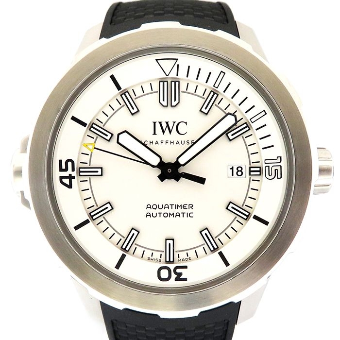 IWC Aqua timer Automatic IW329003 New product Watch mens