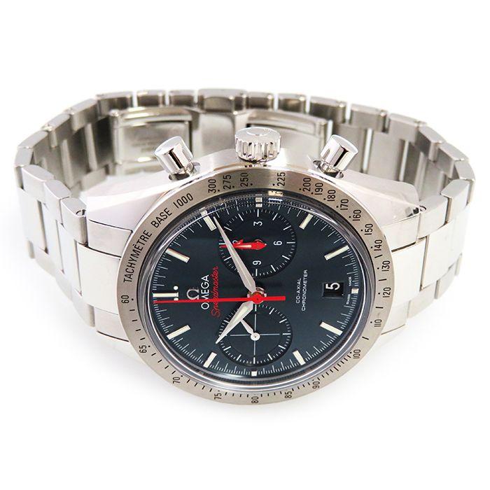 19fb71f886bf ... 002 - オメガ OMEGA スピードマスター 57 クロノグラフ 331.10.42.51.03.001 新品 腕時計 ...