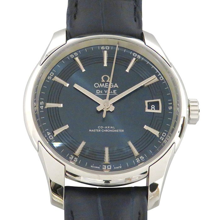 OMEGA OMEGA De Ville Hour vision Coaxial Master chronometer 433.33.41.21.03.001 New product Watch mens